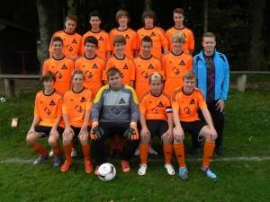 B-Jugend 2012/2013