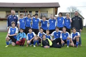 C-Jugend Saison 2012/2013
