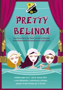 Pretty Belinda Deckblatt