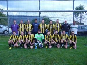1. Mannschaft Saison 2010/2011
