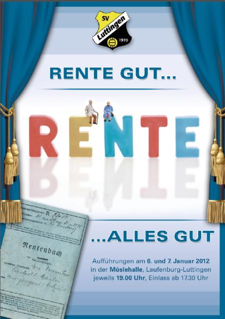 Theaterabend 2012