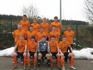 A-Jugend Saison 2012/2013