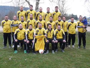 1. Mannschaft Saison 2012/2013