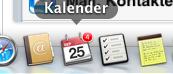 Kalender abonnieren Mac OS X 1